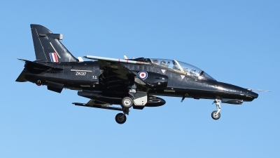 Photo ID 59080 by Mike Griffiths. UK Air Force BAE Systems Hawk T2, ZK017
