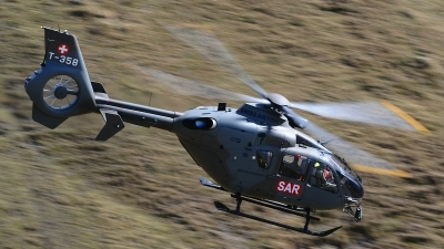 Photo ID 59191 by Martin Thoeni - Powerplanes. Switzerland Air Force Eurocopter TH05 EC 635P2, T 358
