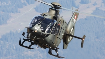 Photo ID 59101 by Ludwig Isch. Switzerland Air Force Eurocopter EC 635P2, T 361