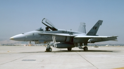 Photo ID 58959 by David F. Brown. USA Marines McDonnell Douglas F A 18A Hornet, 162475