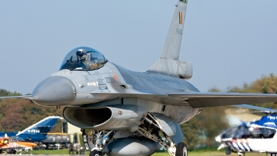 Photo ID 59329 by Andras Brandligt. Belgium Air Force General Dynamics F 16AM Fighting Falcon, FA 135