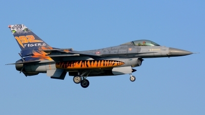 Photo ID 59462 by Klemens Hoevel. Turkey Air Force General Dynamics F 16C Fighting Falcon, 93 0682