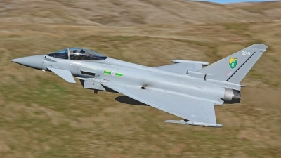 Photo ID 59556 by David Caris. UK Air Force Eurofighter EF 2000 Typhoon F2, ZJ928