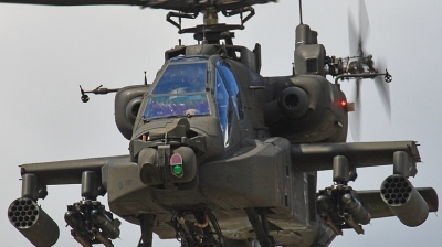 Photo ID 59597 by Mick Balter - mbaviation-images. Netherlands Air Force Boeing AH 64D Apache, Q 14