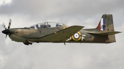 Photo ID 59737 by Michael Carbery. UK Air Force Short Tucano T1, ZF317