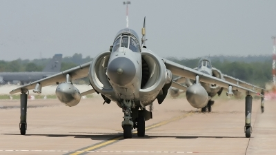 Photo ID 7425 by Christophe Haentjens. UK Navy British Aerospace Sea Harrier FA 2, ZH796