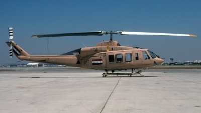 Photo ID 59753 by David F. Brown. Iraq Air Force Bell 214ST SuperTransport, 5722