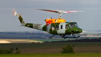 Photo ID 59909 by marcel Stok. UK Army Bell 212 AH 2, ZK206