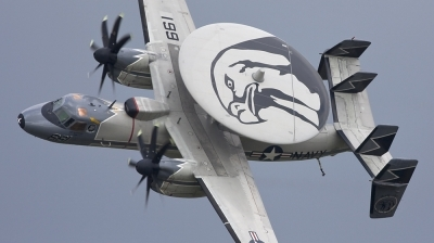 Photo ID 59921 by Frank Steinkohl. USA Navy Grumman E 2C Hawkeye, 166503