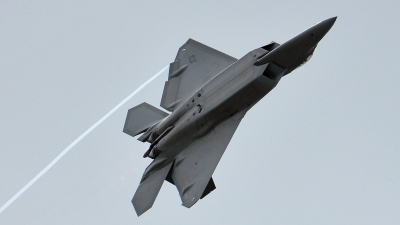 Photo ID 60255 by Martin Thoeni - Powerplanes. USA Air Force Lockheed Martin F 22A Raptor, 06 4108