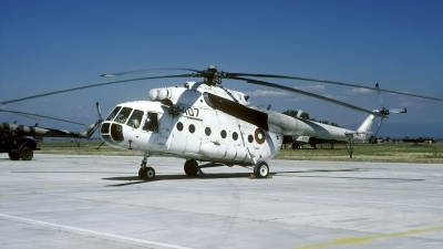 Photo ID 60104 by Joop de Groot. Bulgaria Air Force Mil Mi 17, 407