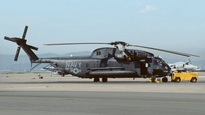 Photo ID 60165 by Klemens Hoevel. USA Navy Sikorsky RH 53D Sea Stallion S 65, 158757