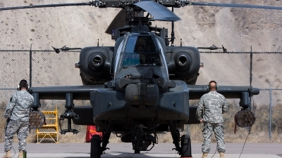Photo ID 60234 by Christopher Weyer. USA Army Boeing AH 64D Apache Longbow, 01 05239