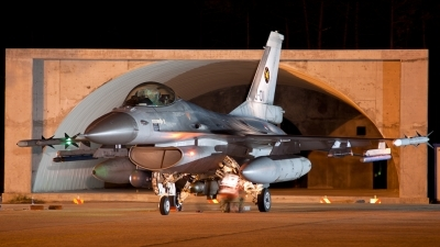 Photo ID 60281 by Cristian Schrik. Netherlands Air Force General Dynamics F 16AM Fighting Falcon, J 011