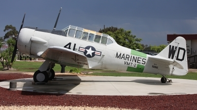 Photo ID 60344 by Jason Grant. USA Marines North American SNJ 5 Texan, 90866