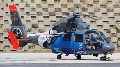 Photo ID 60516 by Rob Hendriks. France Navy Eurocopter AS 365N 3 Dauphin 2, F HCHN