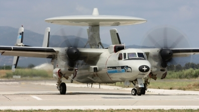 Photo ID 60380 by Rob Hendriks. USA Navy Grumman E 2C Hawkeye, 165648