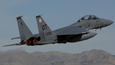 Photo ID 60552 by Peter Boschert. USA Air Force McDonnell Douglas F 15E Strike Eagle, 96 0200