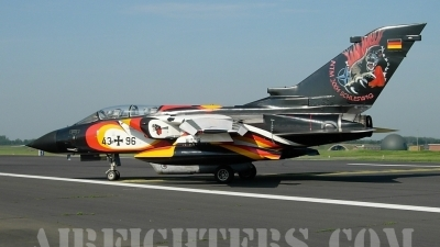 Photo ID 7559 by Rainer Mueller. Germany Air Force Panavia Tornado IDS, 43 96