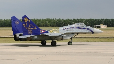 Photo ID 60840 by Rob Hendriks. Hungary Air Force Mikoyan Gurevich MiG 29A, 11