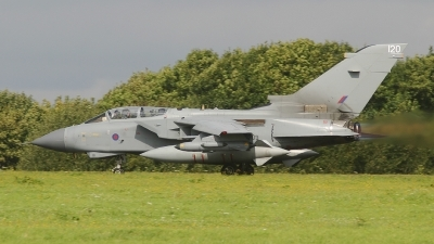 Photo ID 61741 by Rob Hendriks. UK Air Force Panavia Tornado GR4A, ZG709