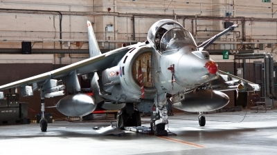 Photo ID 61747 by Doug MacDonald. UK Air Force British Aerospace Harrier GR9A, ZD467