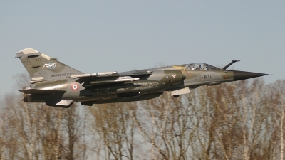 Photo ID 61825 by Rob Hendriks. France Air Force Dassault Mirage F1CR, 655