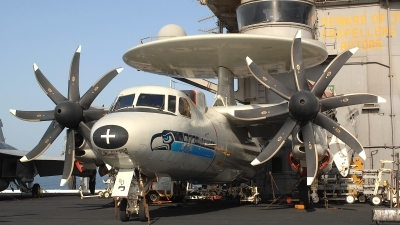 Photo ID 60956 by Peter Boschert. USA Navy Grumman E 2C Hawkeye, 165648