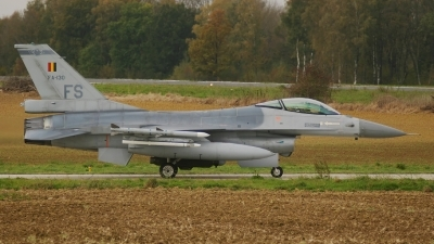 Photo ID 62363 by Rob Hendriks. Belgium Air Force General Dynamics F 16AM Fighting Falcon, FA 130