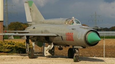 Photo ID 61117 by Rob Hendriks. Poland Air Force Mikoyan Gurevich MiG 21M, 2008