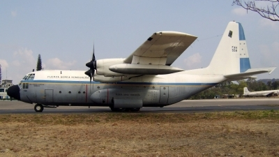 Photo ID 61002 by JUAN A RODRIGUEZ. Honduras Air Force Lockheed C 130A Hercules L 182, 558