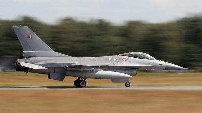 Photo ID 7653 by Martin Keen. Denmark Air Force General Dynamics F 16AM Fighting Falcon, E 611