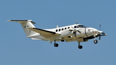 Photo ID 61299 by Alfonso S.. USA Army Beech C 12F Huron Super King Air B200C, 84 0162
