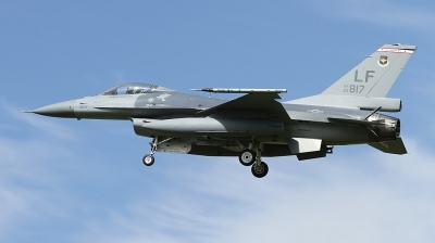 Photo ID 61254 by Jason Grant. USA Air Force General Dynamics F 16A Fighting Falcon, 93 0817