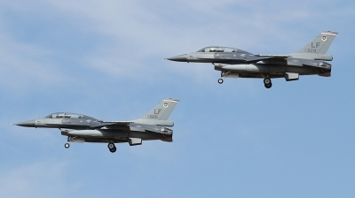 Photo ID 61224 by Jason Grant. USA Air Force General Dynamics F 16B Fighting Falcon, 93 0828