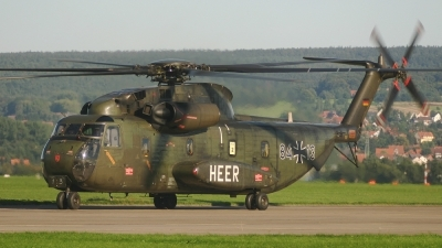 Photo ID 62153 by Rob Hendriks. Germany Army Sikorsky CH 53G S 65, 84 13