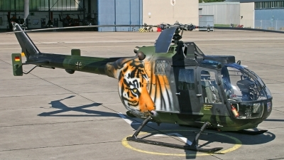 Photo ID 61264 by Mick Balter - mbaviation-images. Germany Army MBB BO 105P PAH 1, 86 55