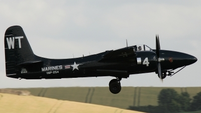 Photo ID 7686 by Christophe Haentjens. Private Private Grumman F 7F 3P Tigercat, G RUMT