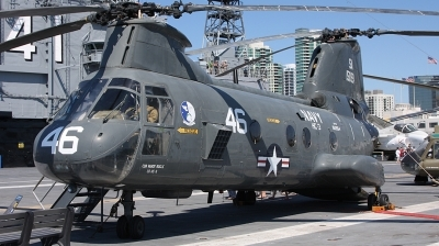 Photo ID 61663 by Jason Grant. USA Navy Boeing Vertol HH 46D Sea Knight 107 II, 150954