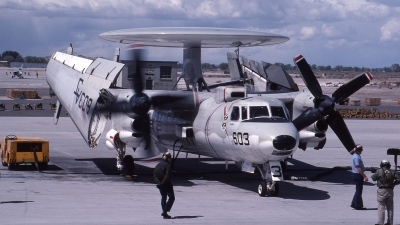 Photo ID 61440 by Rick Morgan. USA Navy Grumman E 2C Hawkeye, 161782