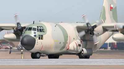 Photo ID 63617 by Niels Roman / VORTEX-images. Oman Air Force Lockheed C 130H Hercules L 382, 501