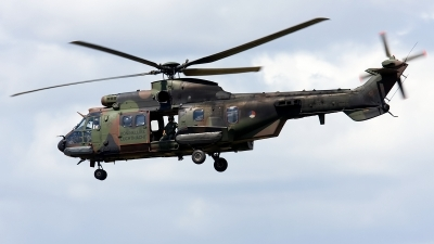 Photo ID 61908 by Rainer Mueller. Netherlands Air Force Eurocopter AS 532U2 Cougar MkII, S 447