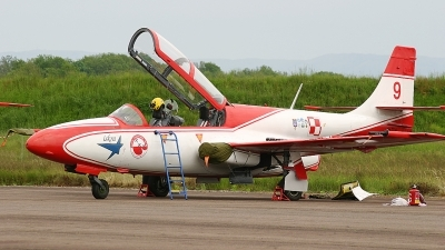 Photo ID 63688 by Rob Hendriks. Poland Air Force PZL Mielec TS 11 Iskra, 0714