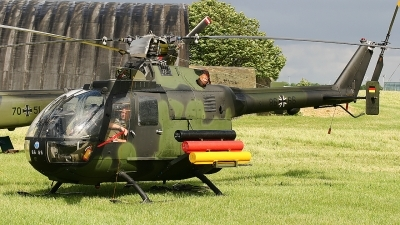 Photo ID 62078 by Rob Hendriks. Germany Army MBB BO 105P PAH 1, 86 66