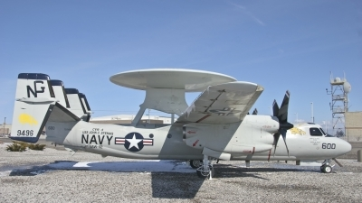 Photo ID 62717 by Lee James. USA Navy Grumman E 2C Hawkeye, 159496
