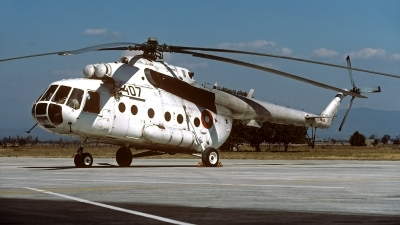Photo ID 62001 by Carl Brent. Bulgaria Air Force Mil Mi 17, 407