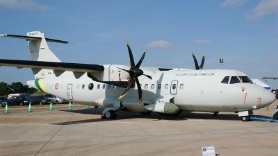 Photo ID 63860 by Rob Hendriks. Italy Guardia di Finanza ATR ATR 42 400MP Surveyor, MM62166