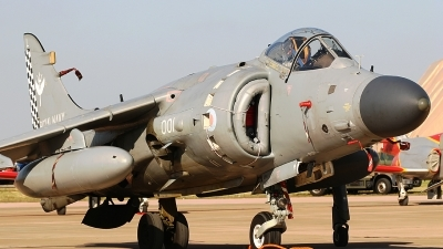 Photo ID 62269 by Rob Hendriks. UK Navy British Aerospace Sea Harrier FA 2, ZH796