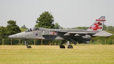 Photo ID 63474 by Rob Hendriks. UK Air Force Sepecat Jaguar GR3A, XZ103