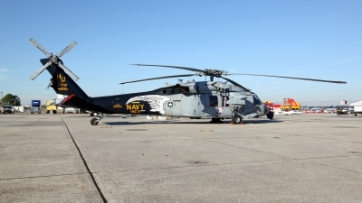 Photo ID 62722 by David F. Brown. USA Navy Sikorsky MH 60S Knighthawk S 70A, 167844